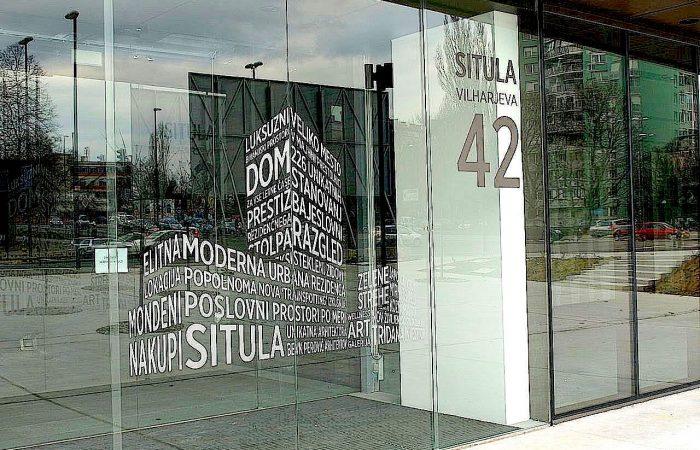 Označevanje Situla Ljubljana