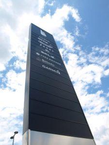 označevanje stavb pilaster