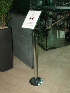 standing-signage